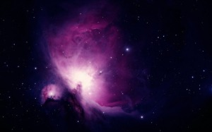 Orion Nebula, Photographer Unknown